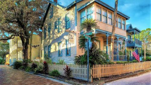 Victorian House   Saint Augustine