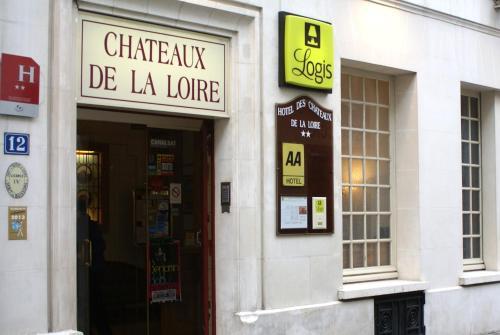 Logis Hôtel Des Châteaux De La Loire - Hôtel - Tours