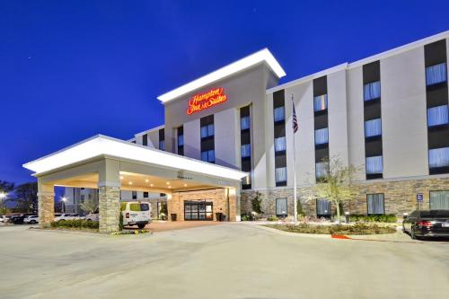Hampton Inn And Suites Dallas Plano East Tx Hotel In Tx