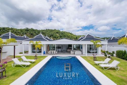Luxury Modern 4 Bedroom Pool Villa - FH Luxury Modern 4 Bedroom Pool Villa - FH