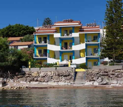 . Iris Apartments