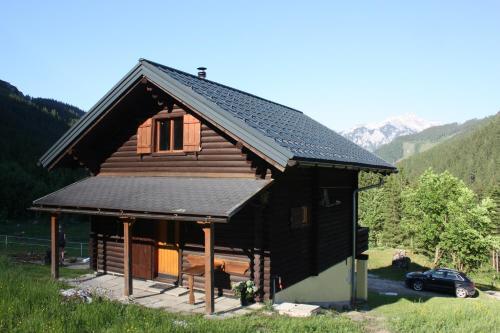 Blockhütte Radmer - Chalet - Radmer an der Hasel
