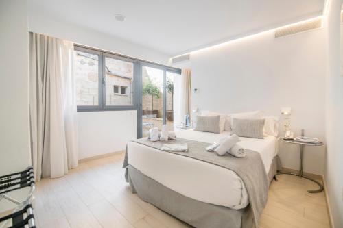 Habitación Doble adaptada para personas con movilidad reducida - Uso individual Sindic Hotel - Adults Only 9