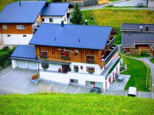 Haus Rothorn - Apartment - Schröcken