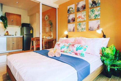 Flamingo Tropical Modern 1-Br St.Tropez
