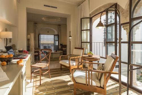 Suite Superior Balcón de Córdoba 28