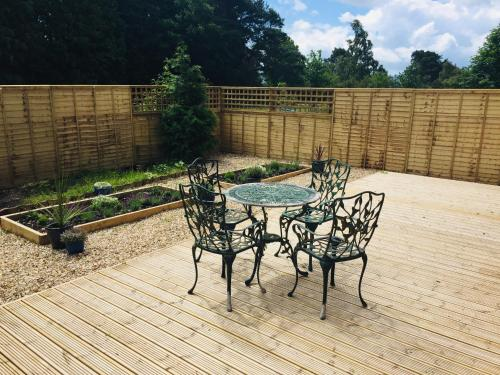 Wareham Self-Contained Private Garden Suite