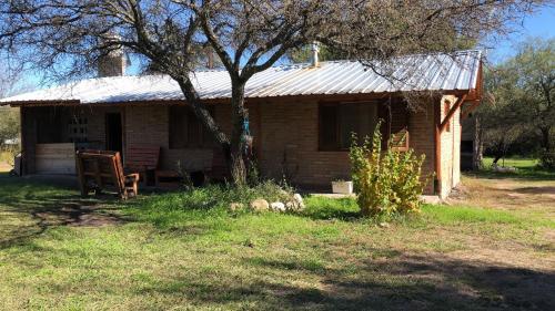Casa serrana La Morada Villa de Las Rosas