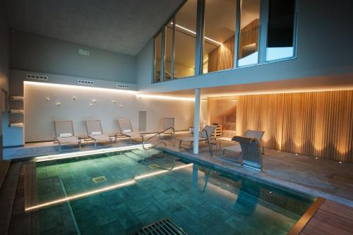 Superior Double Room with access to the spa Mas Falgarona Hotel Boutique & SPA 1
