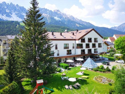 Sporthotel Tyrol Vierschach bei Innichen