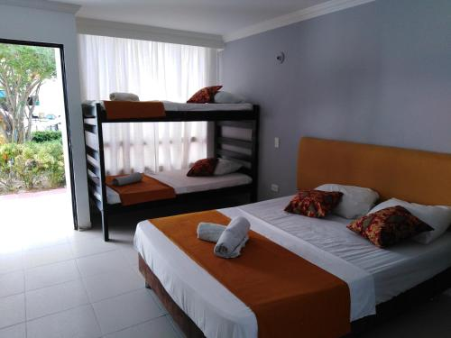 Casa Hotel Las Gaviotas