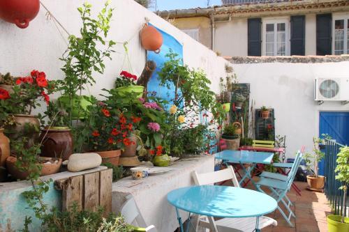 Au Petit chez Soi - Accommodation - Cassis
