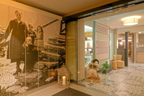Hotel Edelweiss - La Fouly