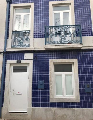 Casa Azul, Pension in Sesimbra