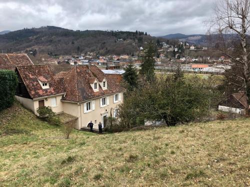 Françoise's Villa Luxury Hot Tub Mountain Ski - Munster - Accommodation - Luttenbach-près-Munster
