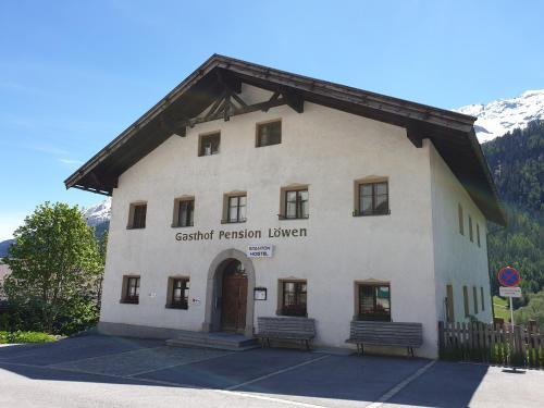 Stanton Hostel St. Anton am Arlberg