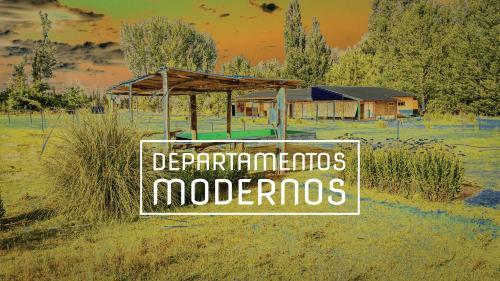 . Departamentos Modernos