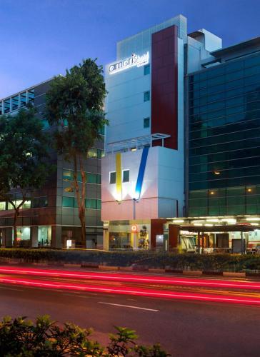 HotelAmaris Hotel by Santika, Bugis - Singapore