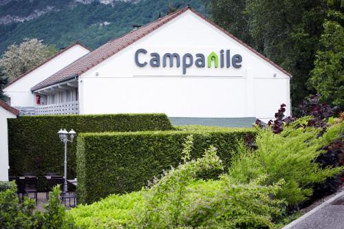 Accommodation in Saint-Égrève