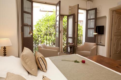 Suite Superior Balcón de Córdoba 25