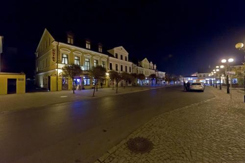 . Hotel Osjann