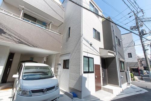 Mori House In Nishinippori