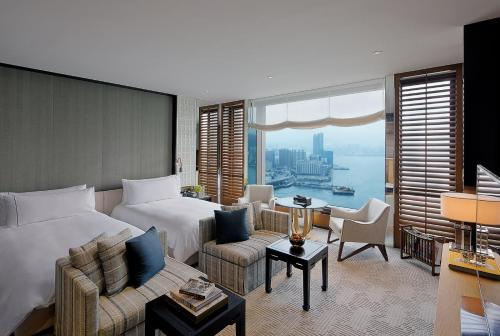 Twin Room With Harbor View (Twin Room with Harbor View)