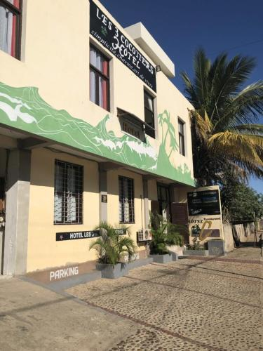Hotel les 3 cocotiers