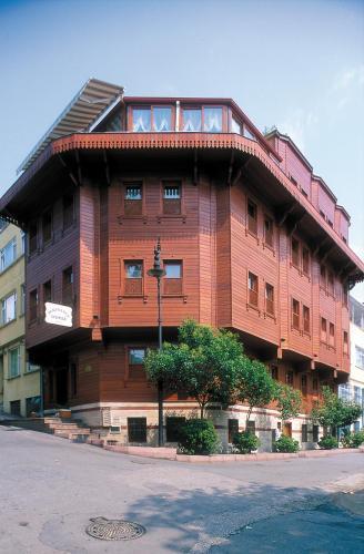 Istanbul Dersaadet Hotel Istanbul ulaşım