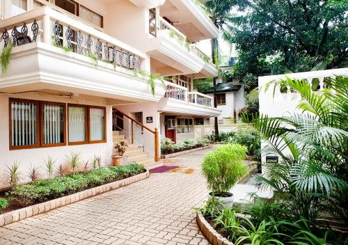. Quality Inn Ocean Palms Goa