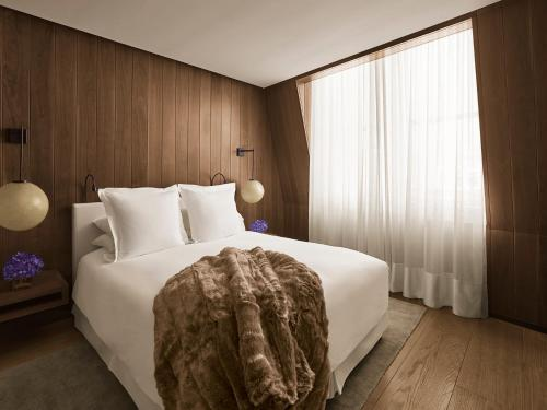 Rooms: The London Edition Hotel Review, Soho