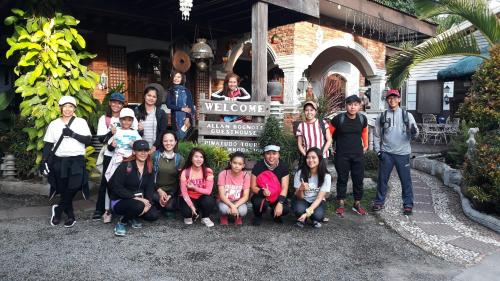 CASA HERMOGINA-Mt. Pinatubo Tours, Capas