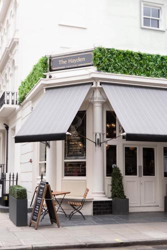 The Hayden Pub & Rooms