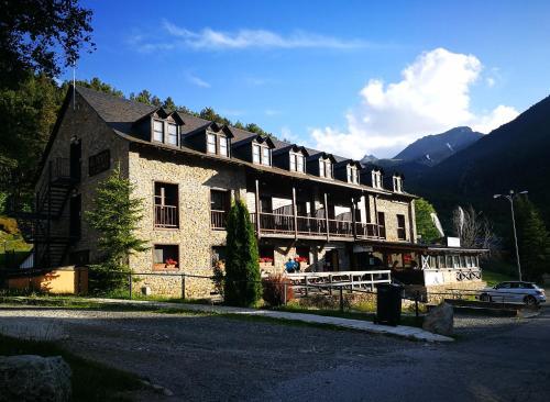 Accommodation in Espot
