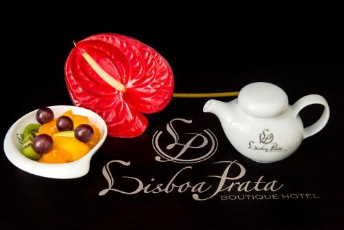 Lisboa Prata Boutique Hotel photo 16