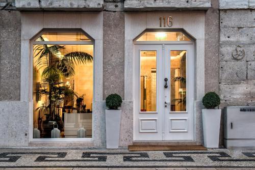 Lisboa Prata Boutique Hotel photo 22
