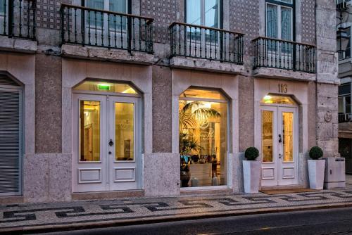 Lisboa Prata Boutique Hotel photo 23