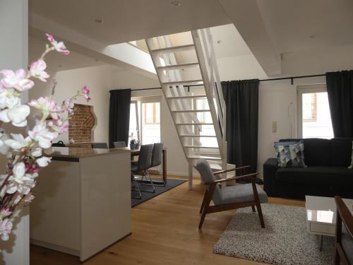 Ilot Sacre Apartments, Pension in Brüssel