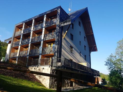 Apartmány 50 - Apartment - Bedřichov