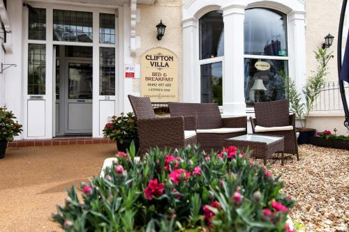 Clifton Villa Bed And Breakfast, Llandudno