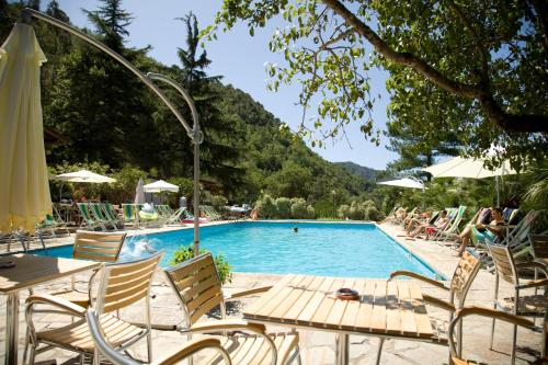 Hotel-overnachting met je hond in Camping Delle Rose - Isolabona