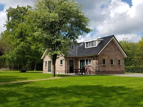 . Comfortable Holiday home in Lieveren Drenthe with terrace