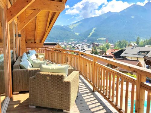 Montains Chalet Seefeld Seefeld