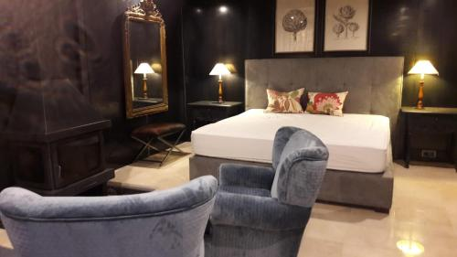 Double Room with Spa Bath Hotel Boutique Pinar 6