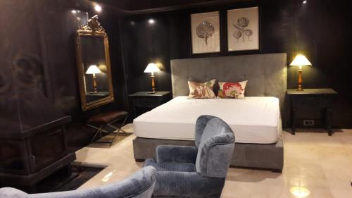Double Room with Spa Bath Hotel Boutique Pinar 7
