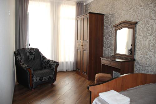 Suite s balkonom (Suite with Balcony)