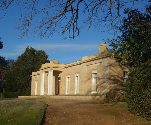 Panshanger Estate - Accommodation - Longford