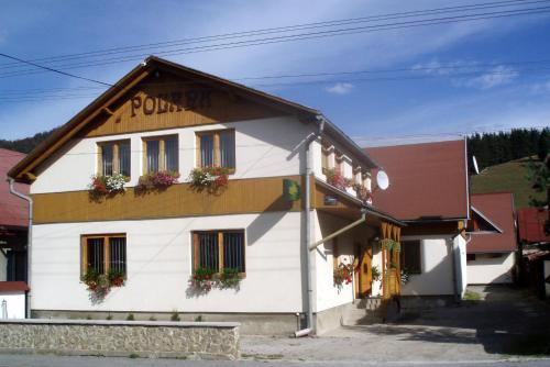 Accommodation in Liptovská Osada