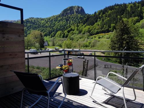 C4 - Résidence La Montille - Apartment - Le Mont-Dore