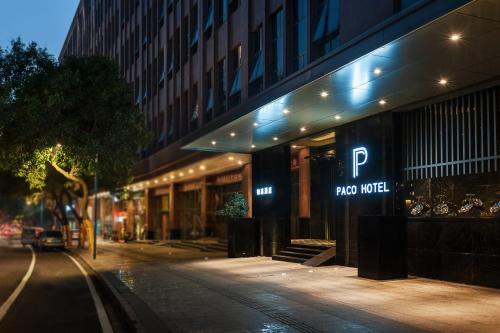 . Paco Hotel Guangzhou Tianhe North Shuiyin Road